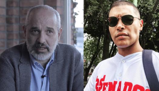 Callo de Hacha acosa e insulta al periodista Daniel Moreno de Animal Político