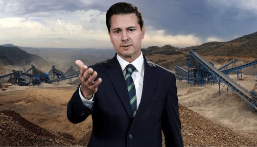 Con Peña Nieto desaparecieron 3 mil millones del Fondo Minero