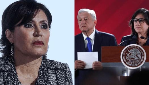 Gobierno de AMLO castiga a Rosario Robles; la inhabilita por 10 años