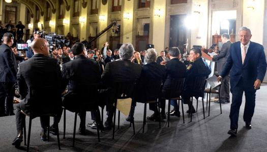 Ecos de Culiacán: AMLO se fortalece pero su gabinete se debilita