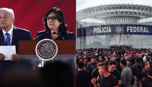 Gobierno de AMLO investigará la corrupción dentro de la Policía Federal
