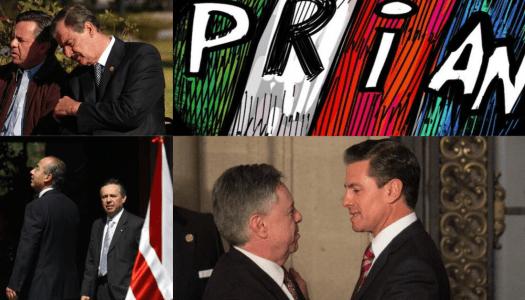 La renuncia de Medina Mora o cómo el PRIAN se desmorona de raíz