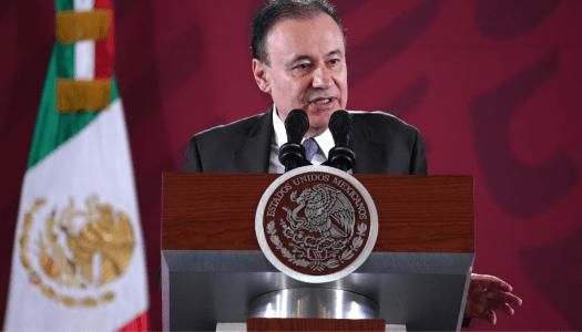 Conferencia de prensa del gabinete de seguridad sobre caso Culiacán