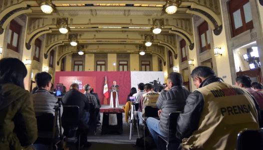 Conferencia de prensa mañanera de AMLO (4/11/2019) | En vivo