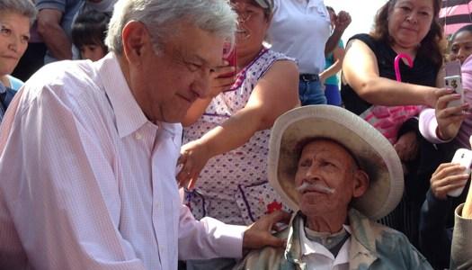 Con AMLO, 94% de los pensionados recibirá más aguinaldo este año