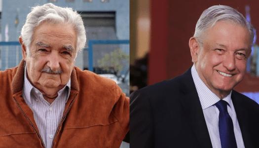 Pepe Mujica acompañará a AMLO en su mensaje del 1 de diciembre