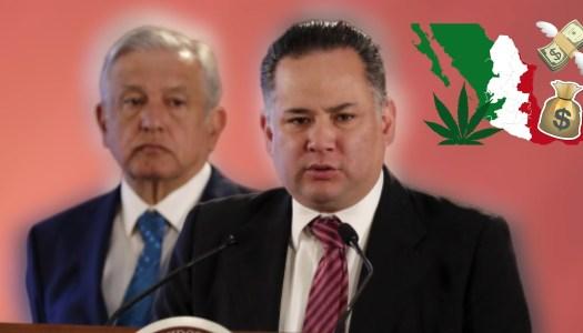 Gobierno de AMLO le ha congelado casi mil millones al narco