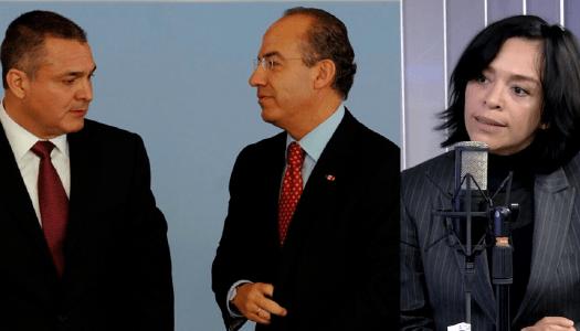 García Luna usaba a la Policía Federal para traficar droga: Anabel Hernández
