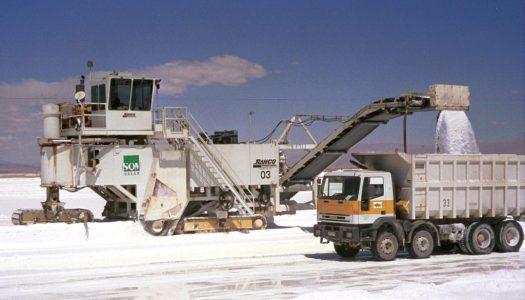 México tiene en Sonora el yacimiento de litio más grande del mundo