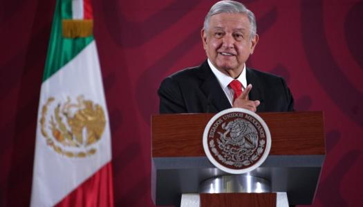 """AMLO responde a Tuto Quiroga: """"no está en nuestro nivel"""""""