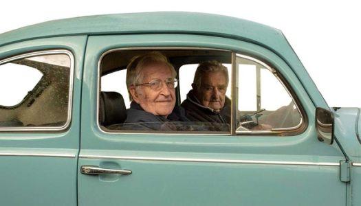 """""""Chomsky y Mujica"""", el documental de dos grandes sabios"""