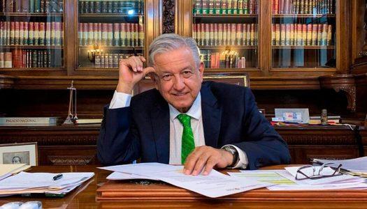 AMLO en su primer año en la Presidencia gastó 350% menos que EPN
