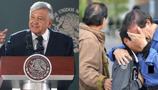 AMLO lamenta ataque en Torreón: tenemos que atender a los niños