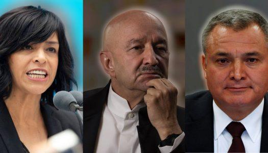 Anabel Hernández revela que García Luna se reunía con Salinas