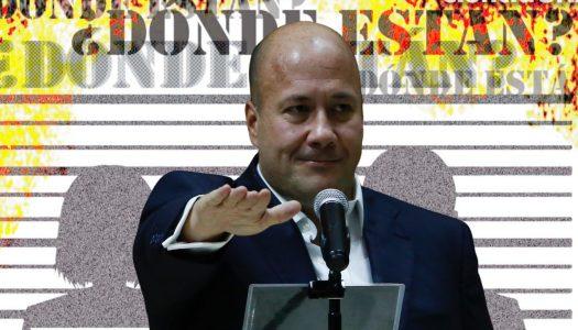 Con Alfaro, Jalisco es la entidad con más desaparecidos