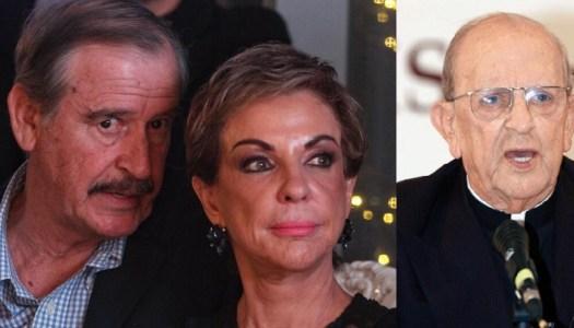 Gobierno de AMLO investiga nexo entre los Legionarios y Marta Sahagún