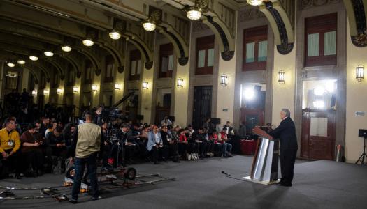 Conferencia de prensa mañanera de AMLO (06/02/2020) | En vivo