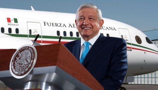 Confirmado: avión presidencial sí se rifará y así será la mecánica