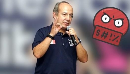 """Increpan a Calderón; le gritan """"parasito"""" en asamblea de México Libre"""