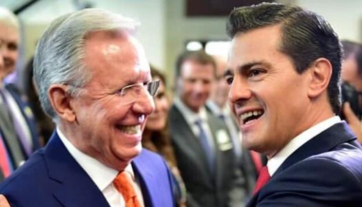 """Peña Nieto derrochó más de 60 mil millones de pesos en """"publicidad"""""""