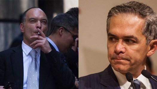Gobierno de AMLO investiga a ex secretario de Mancera por lavado de dinero
