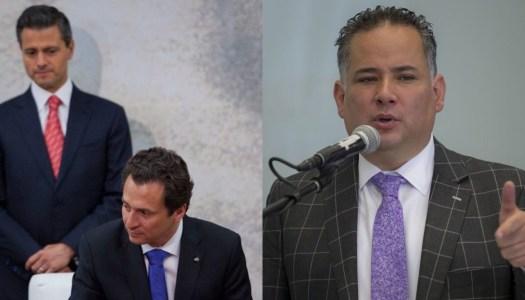 """Lozoya desvió 83 millones en Pemex al estilo """"Estafa Maestra"""""""