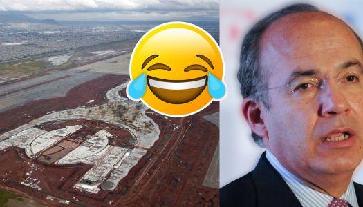 """Felipe Calderón hace ridiculazo con """"el de Texcoco…"""""""