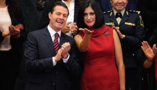 Peña Nieto gastó en 2018 dinero para inclusión de las mujeres… en muebles