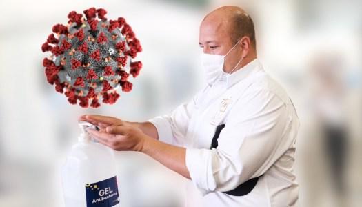Enrique Alfaro estuvo con infectados de coronavirus y quiso ocultarlo