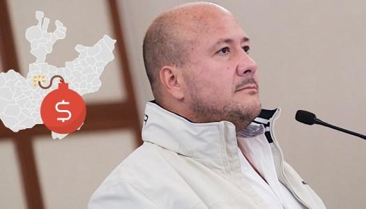 Enrique Alfaro hipoteca el futuro de Jalisco por tres sexenios
