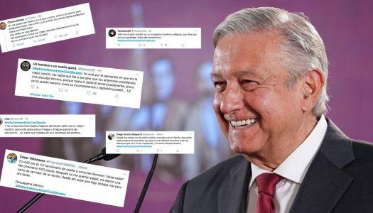 """Oposición aprovecha muerte por coronavirus y saca campaña de """"arrepentidos"""""""
