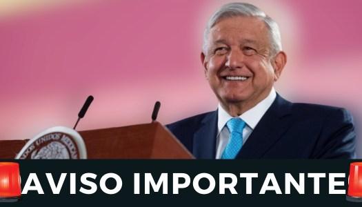 Informe de Andrés Manuel López Obrador al Pueblo de México