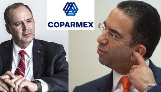 """En plan golpista, Coparmex """"ficha"""" a Javier Lozano como """"su vocero especial"""""""