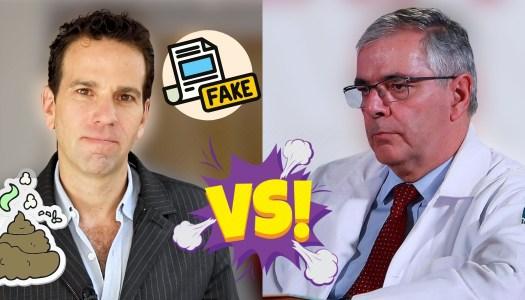 Loret no aprende: convierte críticas a sus mentiras en loas a Calderón