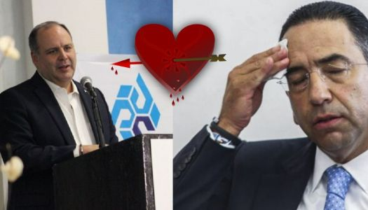 Coparmex humilla a Javier Lozano: lo despide en menos de 10 horas
