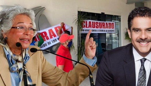 Gobernación apercibe a TV Azteca por dichos irresponsables de Alatorre