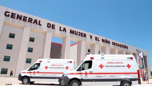 PRIAN abandonó hospital en Oaxaca; Ejército lo terminó en 4 meses