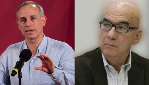López-Gatell le pone tremenda arrastrada a Dante Delgado