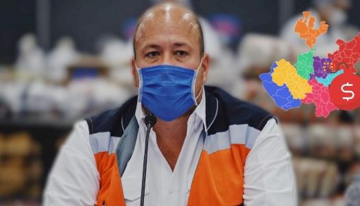Alfaro insaciable; endeudará a Jalisco con 6 mil millones de pesos más