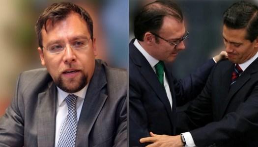 El misterioso asesinato de la mano derecha de Videgaray y Peña Nieto