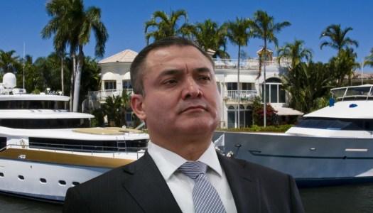 Fiscalía de NY llama mentiroso a García Luna y revela sus millonarias propiedades