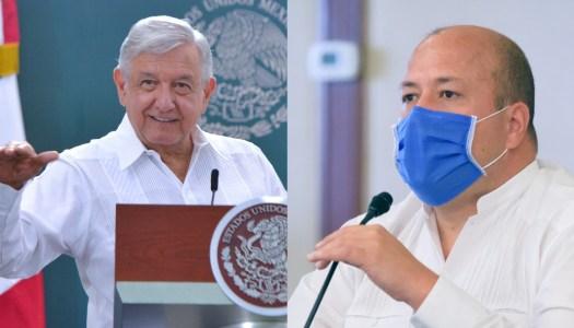 AMLO exige a Alfaro probar sus acusaciones por disturbios en Jalisco