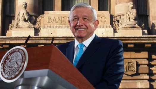 Con AMLO, reservas internacionales de México tienen su máximo histórico