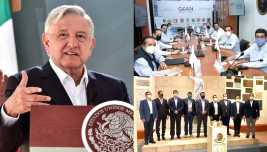 AMLO pone en su lugar a gobernadores panistas: hacen politiquería
