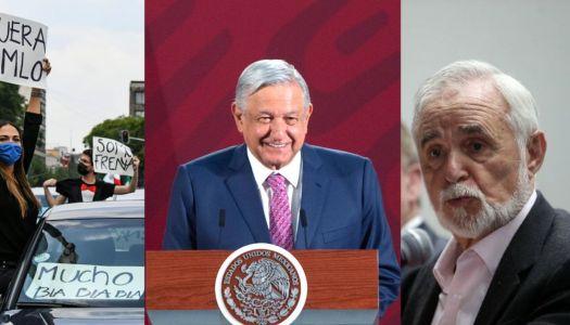Hay que impedir el golpe blando contra AMLO, advierte Enrique Semo