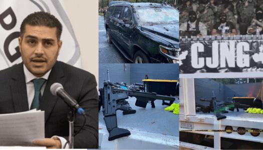 Jalisco Nueva Generación, detrás de atentado contra secretario de seguridad de CDMX