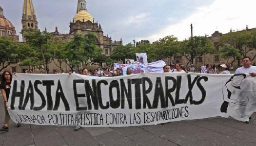 Saldos del PRIAN: en México hay 73 mil personas desaparecidas