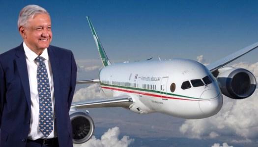 AMLO está a punto de vender el avión presidencial; ya tiene una oferta