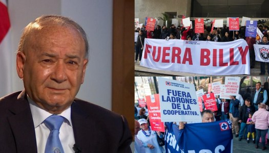 Socios de Cruz Azul exigen justicia: 'Billy' Álvarez lleva 32 años robándoles