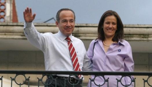 La casa blanca de Felipe Calderón y Margarita Zavala